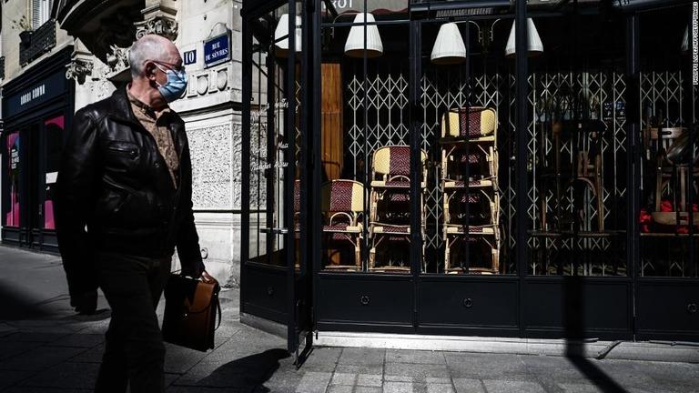 CNN.co.jp : フランスで昨年末に新型コロナ患者 医師らが検出