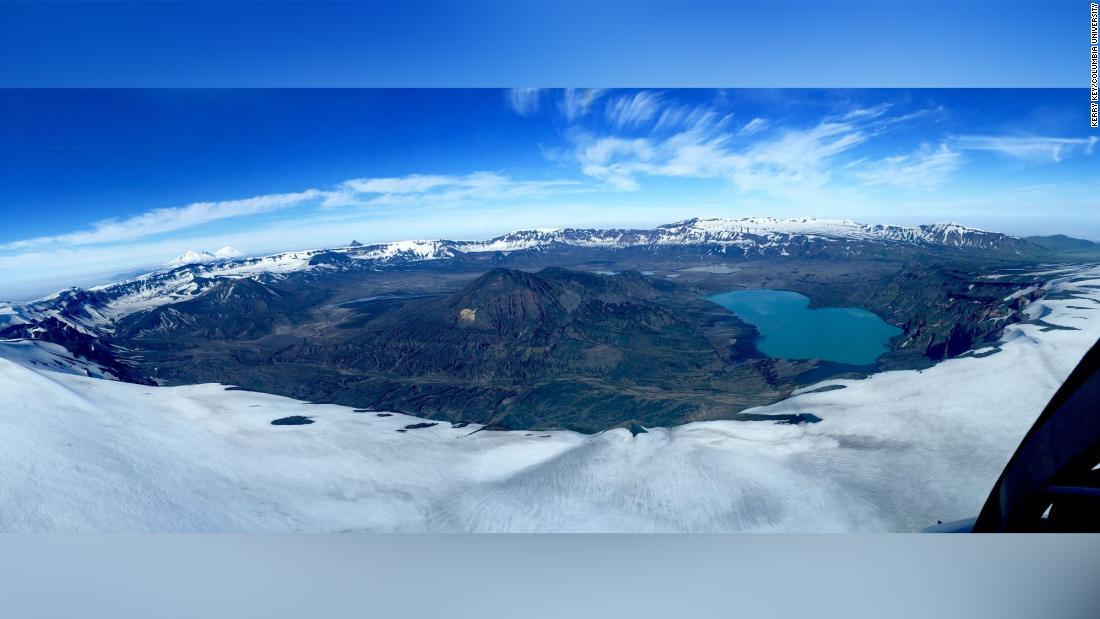 CNN.co.jp : ローマ帝国の興隆、アラスカの火山噴火が一因? 氷の中の ...