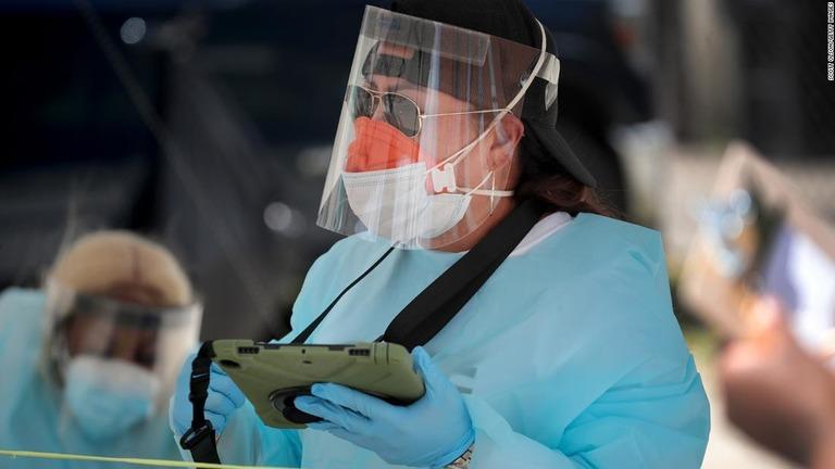 CNN.co.jp : 世界のコロナ死者、50万人超す 感染者数は1000万人突破