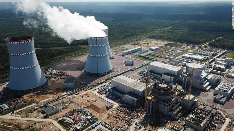 CNN.co.jp : 北欧3カ国で平常上回る放射線量を検出、ロシアは原発事故 ...