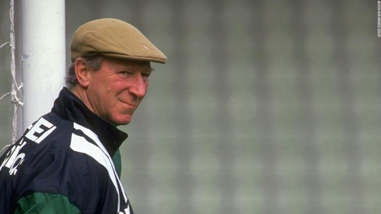 ジャック・チャールトン氏が死去、85歳 サッカー元イングランド代表