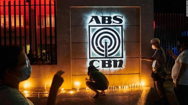 CNN.co.jp : 政権批判の民放ABS―CBN、免許更新認められず フィリピン