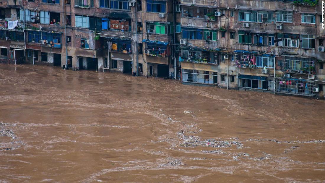 被害 中国 洪水