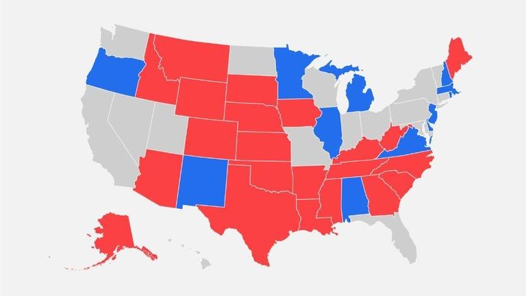 CNN.co.jp : 米共和党の上院の過半数、11月の選挙で失われる可能性も