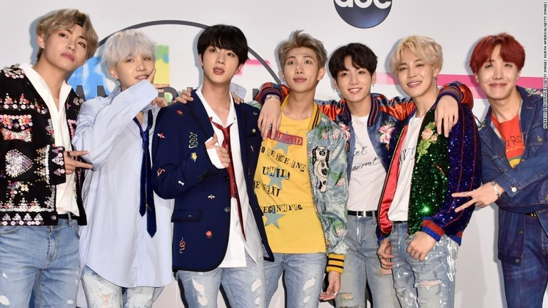 CNN.co.jp : BTSの新曲MV、公開24時間で1億回超の再生回数新記録