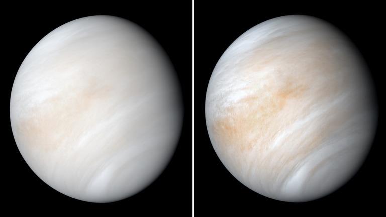 CNN.co.jp : 生命の兆候示す気体、金星で検出 地球にも存在
