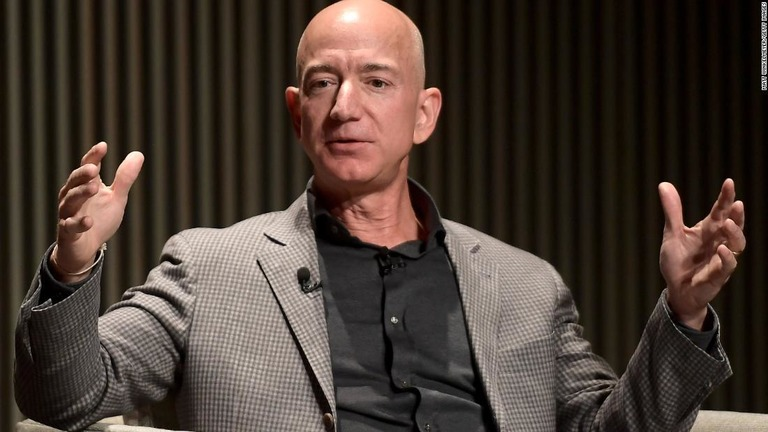 CNN.co.jp : 米アマゾンのベゾスCEO、環境保護16団体に約830億 ...