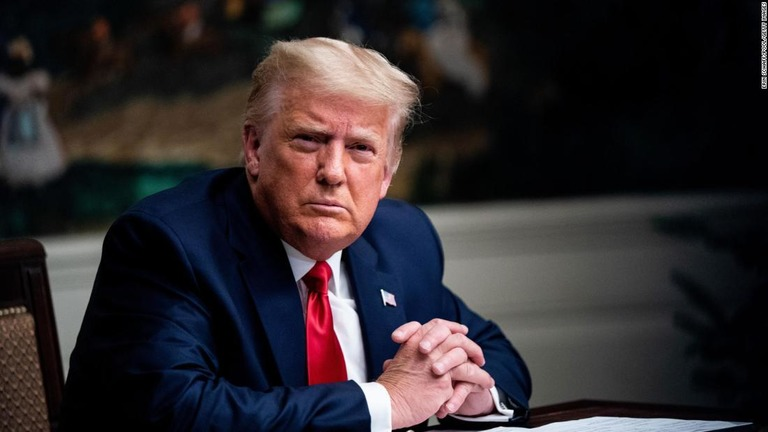 CNN.co.jp : トランプ大統領、フロリダの別荘で退任迎えるとの臆測も