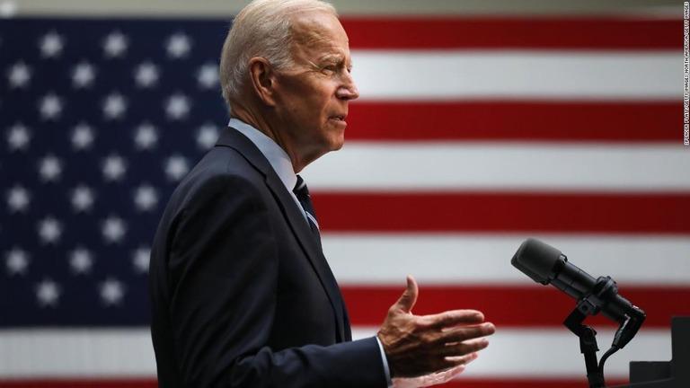 バイデン次期米大統領/Spencer Platt/Getty Images North America/Getty Images