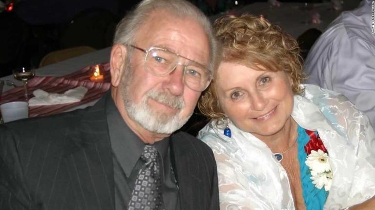 70年連れ添った米国の夫婦が新型コロナ感染で死去した/Courtesy Debbie Howell
