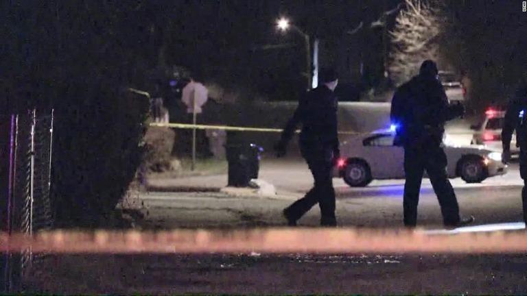 米インディアナ州インディアナポリス市で、妊婦1人を含む5人が銃撃されて死亡した/WTHR