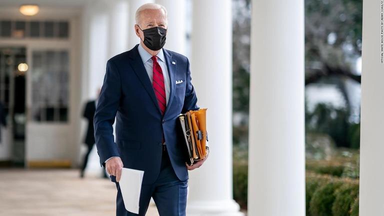 米国のバイデン大統領。就任から1カ月が経過し、日々のルーチンが確立されつつある/Official White House Photo by Adam Schultz