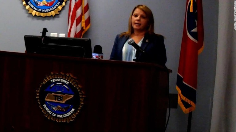 テネシー州捜査局のシェリー・スミザーマン氏は自発的に家を出た子や虐待被害の子どもなどがいたと説明/Tennessee Bureau of Investigation