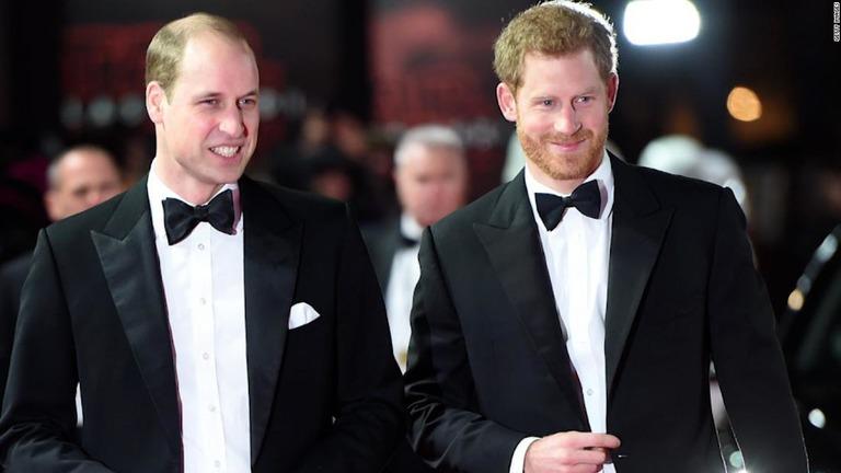 CNN.co.jp : 英ヘンリー王子、兄ウィリアム王子や父チャールズ皇太子と ...