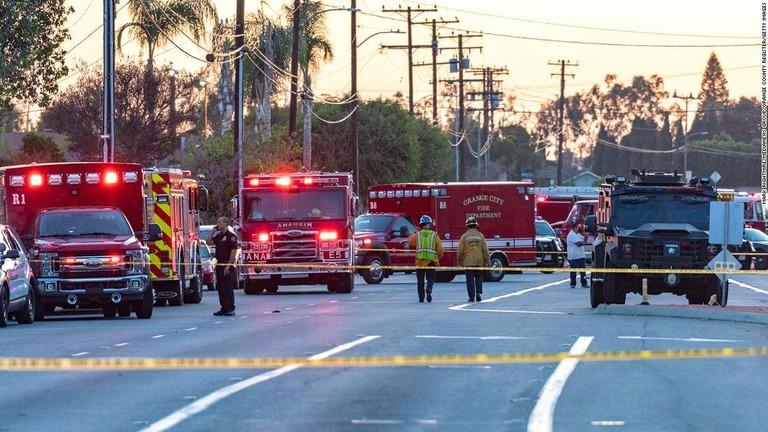 CNN.co.jp : 米加州で銃乱射、子ども1人を含む4人死亡 容疑者重体 ...