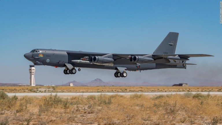 B52H爆撃機/Matt Williams/US Air Force