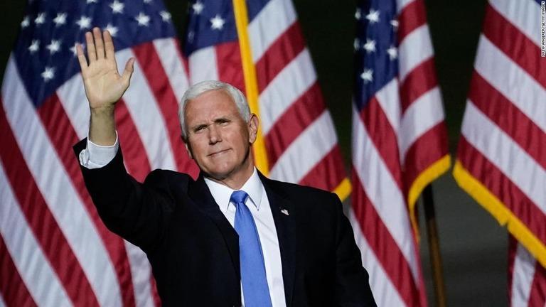 ペンス前副大統領/Drew Angerer/Getty Images