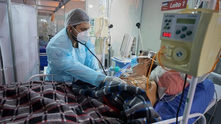 CNN.co.jp : 新型コロナの死者数、世界累計300万人超 感染者は1 ...