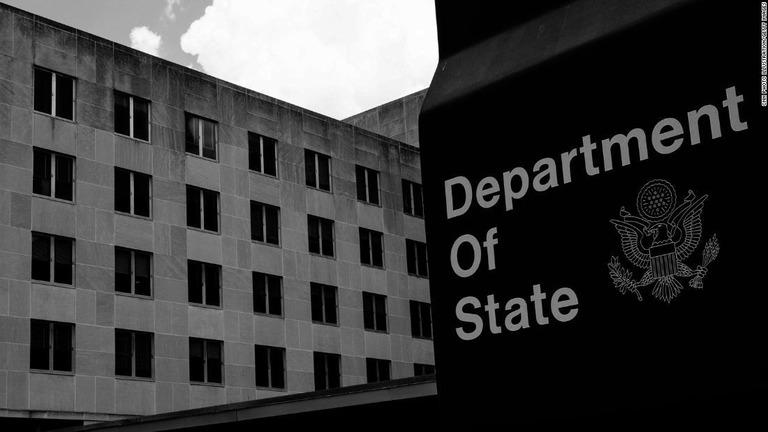 米国務省が渡航中止勧告の対象国を大幅に拡大する/CNN Photo Illustration/Getty Images