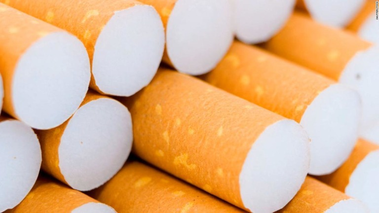 FDAがメンソールたばこやメンソール風味の葉巻を来年中に禁止する措置をすすめている/Shutterstock