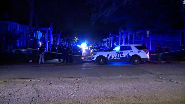 米ジョージア州サバンナで発砲があり、死者が出た/WJCL