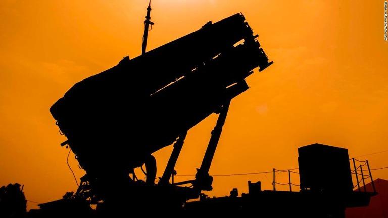 米軍、ミサイルなど兵器や要員撤収 サウジ含む中東諸国
