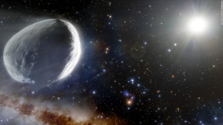 観測史上最大級の彗星を発見、2031年に太陽最接近へ