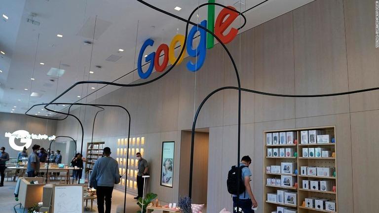 米グーグル親会社、4~6月期は62%増収 ネット広告の需要増で