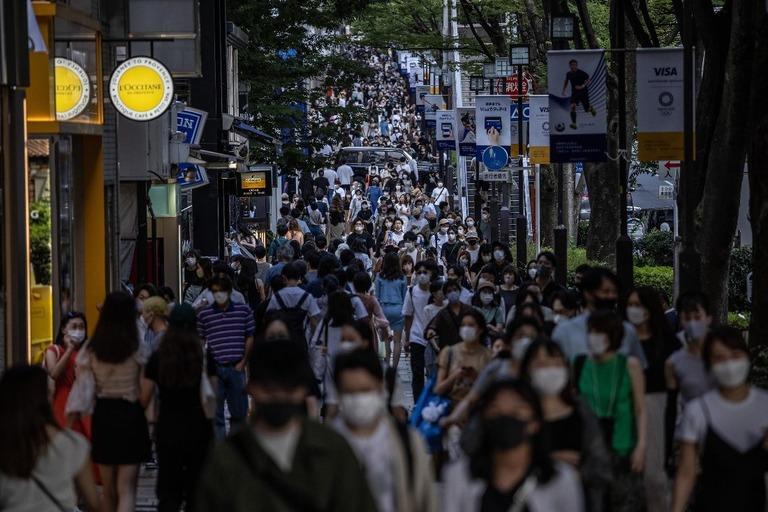 東京都、新型コロナの新規感染者3177人 2日連続で過去最多を更新