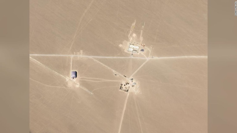 中国北西部に新たな核ミサイル格納施設を建設か 米シンクタンク