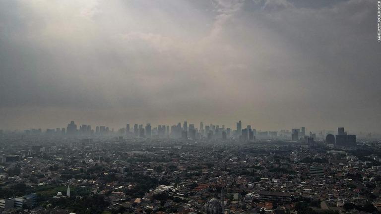 ジャカルタ市民、清潔な空気求める訴訟でインドネシア政府に勝利