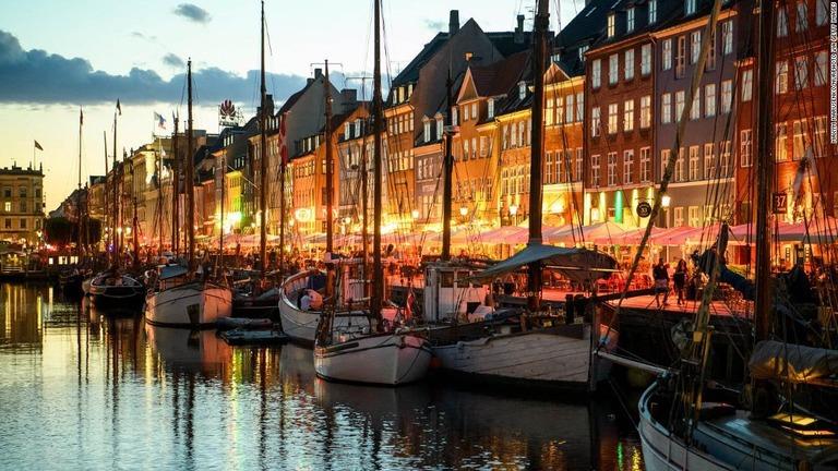 「世界で最も安全な都市」ランキング、今年の1位はコペンハーゲン