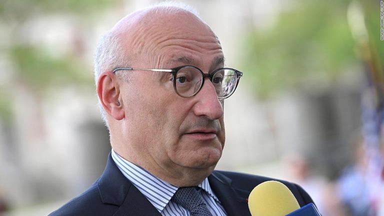 仏、駐米大使を召還 米豪間の安全保障パートナーシップ巡り