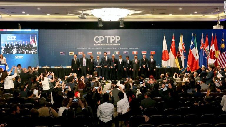 中国、CPTPPに参加申請 トランプ政権が脱退した巨大貿易協定